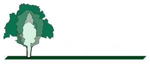 Wood Slab Deco Logo