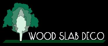 Wood Slab Deco Logo
